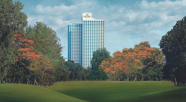 The Suites at Hotel Mulia Senayan - 雅加達 - 建築