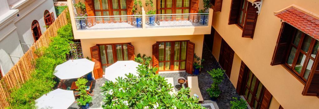 House Boutique Eco Hotel - Phnom Penh - 建築