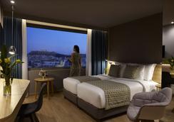 大雅典溫德姆酒店 - 雅典 - 臥室