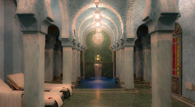 Riad Mumtaz Mahal - 索維拉 - Spa