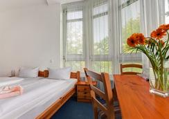 阿特蘭提卡酒店 - 柏林 - 臥室