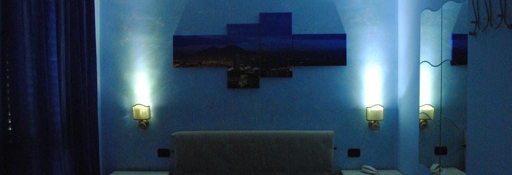 Albergo Pompei Valley - 龐貝 - 臥室