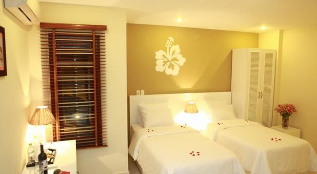 Hanoi Hibiscus Hotel - 河內 - 臥室