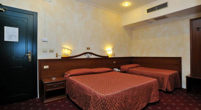 Hotel Virgilio - 羅馬 - 臥室