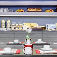InterCityHotel Hamburg Dammtor-Messe Restaurant