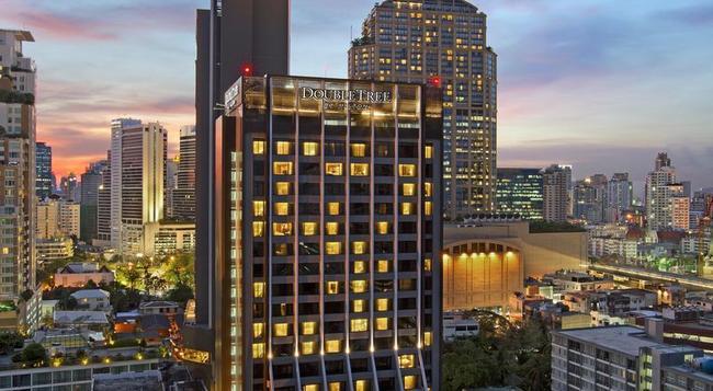 DoubleTree by Hilton Hotel Sukhumvit Bangkok - 曼谷 - 建築