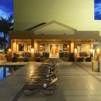 Hampton Inn & Suites Miami-Airport South-Blue Lagoon Pool & Whrilpool Area