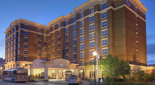 Hilton Columbia Center - Columbia - 建築