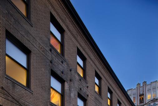 阿斯托里亞準將酒店 - Astoria - 建築