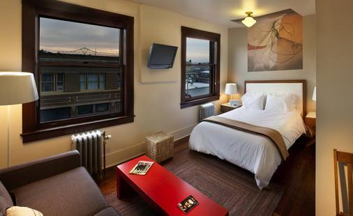 阿斯托里亞準將酒店 - Astoria - 臥室