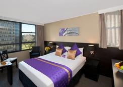 柏偉詩城市中心酒店 - 悉尼 - 臥室