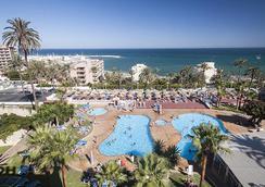 最佳西洛克酒店 - 馬拉加 - 游泳池