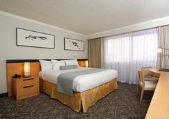 洛杉磯宮古酒店 - 洛杉磯 - 臥室