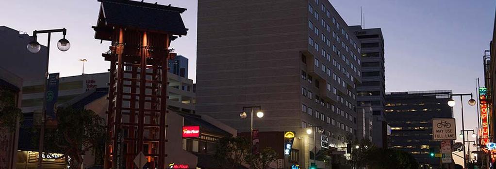 Miyako Hotel Los Angeles - 洛杉磯 - 建築