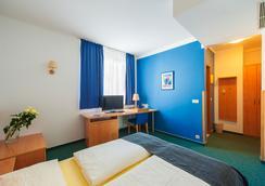 M酒店 - 盧布爾雅那 - 臥室