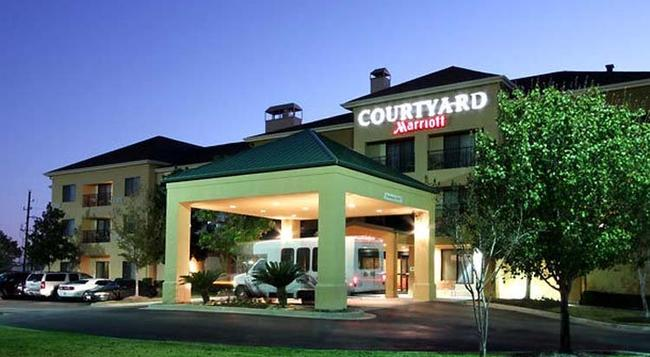 Courtyard by Marriott Houston North - 休斯頓 - 建築