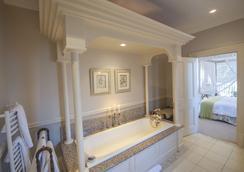 哈克勒伍德希爾鄉間酒店 - 伊麗莎白港 - 浴室