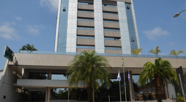 Winn Corporate Alven Hotel - Joinville - 建築