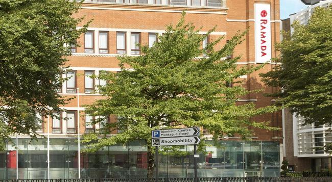 Ramada Hounslow - Heathrow East - 豪士羅 - 建築
