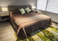 普拉迪諾博覽會酒店 - 瓜達拉哈拉 - 臥室