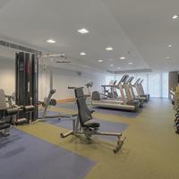 Hotel Deville Prime Campo Grande Fitness Facility