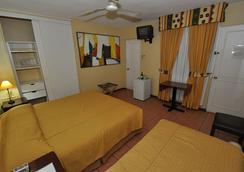 阿美利加諾酒店 - 阿里卡 - 臥室