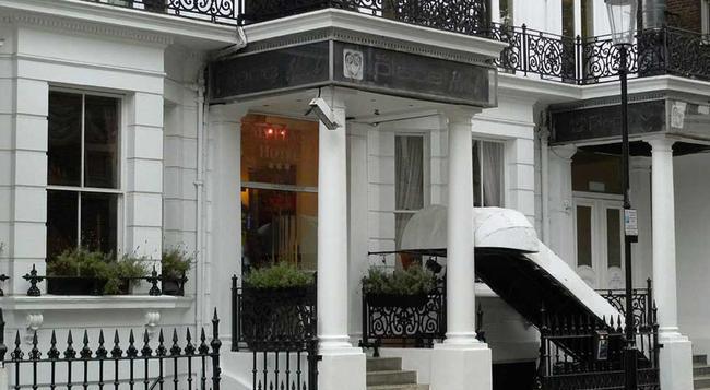 My Place Hotel - 倫敦 - 建築