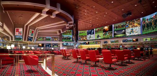 拉斯維加斯永利酒店 - 拉斯維加斯 - 賭場