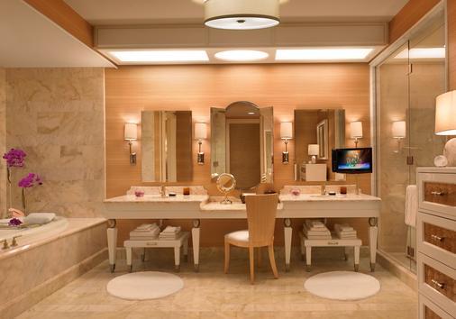 拉斯維加斯永利飯店 - 拉斯維加斯 - 浴室