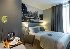 巴黎午夜酒店 - 巴黎 - 臥室