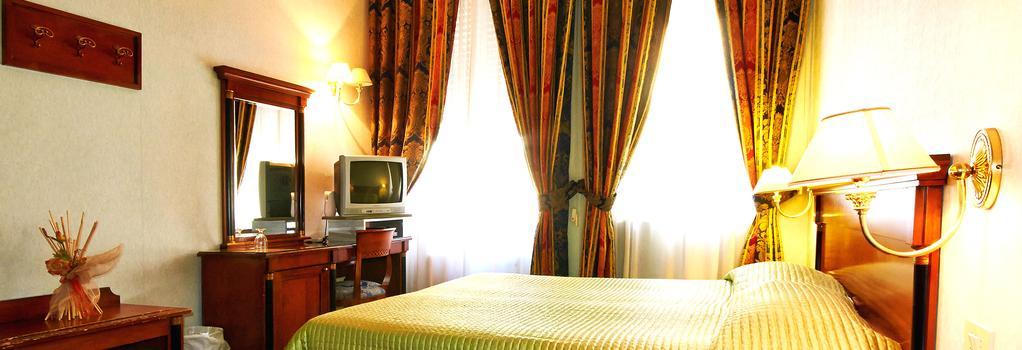 Hotel Silva - 羅馬 - 臥室