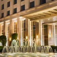 Park Hyatt Chennai Hotel Exterior