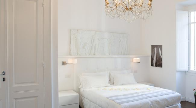 Cagliari Boutique Rooms - 卡利亞里 - 臥室