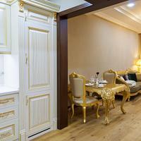 Royal Residence Tashkent Living Area
