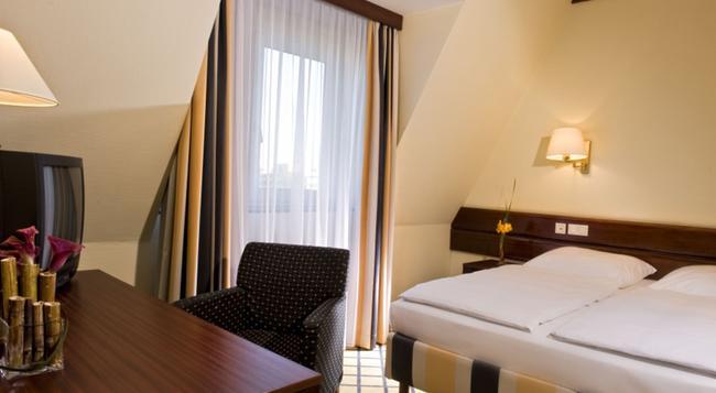 Relexa Hotel Stuttgarter Hof - 柏林 - 臥室