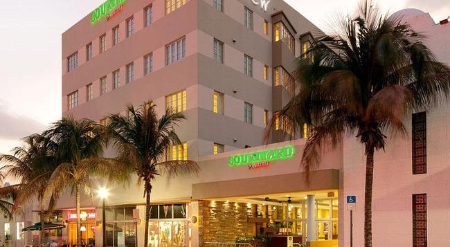Courtyard by Marriott Miami Beach South Beach - 邁阿密海灘 - 建築