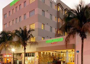邁阿密南海灘萬怡酒店