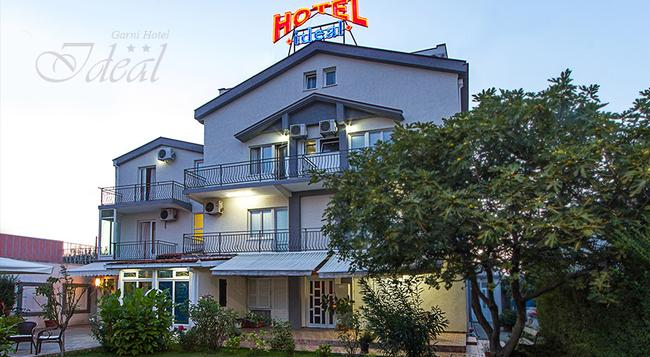 Hotel Ideal - 波德戈里察 - 建築