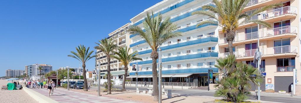 Hotel Pi-Mar - 布拉內斯 - 建築