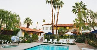 阿爾卡扎棕櫚泉酒店 - Palm Springs - 建築