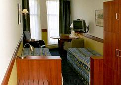 A Train Hotel - 阿姆斯特丹 - 臥室