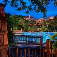 Disney's Animal Kingdom Lodge Outdoor Pool