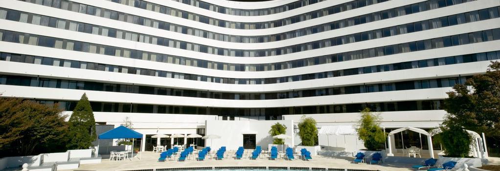 Washington Plaza - 華盛頓 - 建築