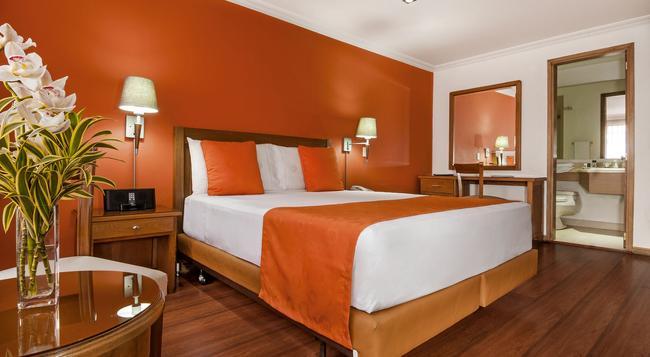 Hotel Egina Bogota - Bogotá - 臥室