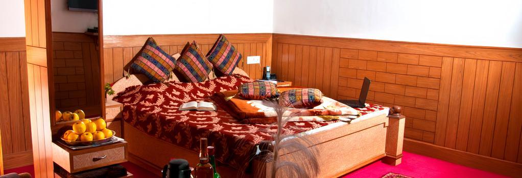 Aditya Home Stay - 西姆拉 - 臥室
