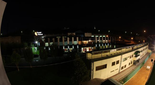 Roomer Hotel - Yerevan - 建築