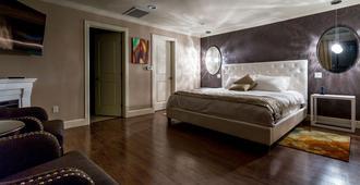 小天堂飯店 - Palm Springs - 臥室