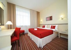格林帕克酒店 - Yekaterinburg - 臥室