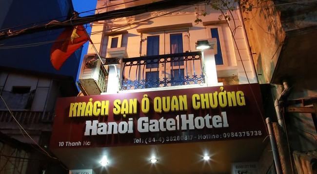 Hanoi Gate 1 Hotel - 河內 - 建築