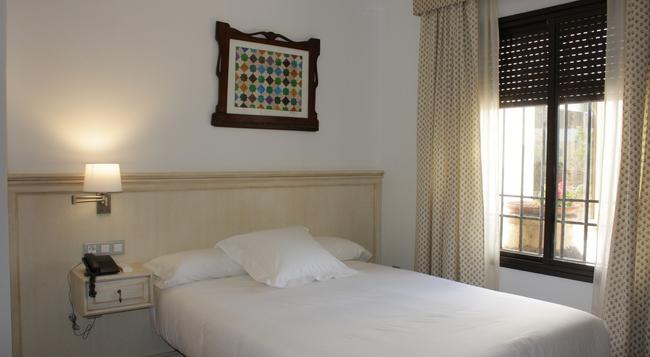 Hotel Riad Arruzafa - 科爾多瓦 - 臥室